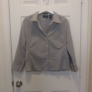 NY&Co button down shirt